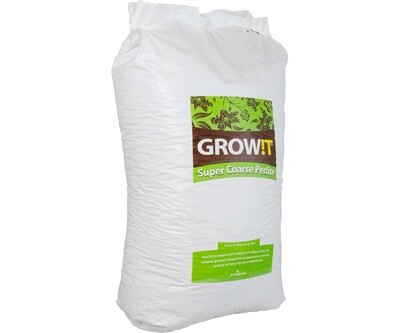GROW!T PLANT!T Super Coarse Perlite 3.53 cubic foot 100 liter