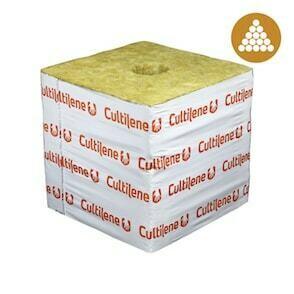 Cultilene Rockwool Cube 4 inch