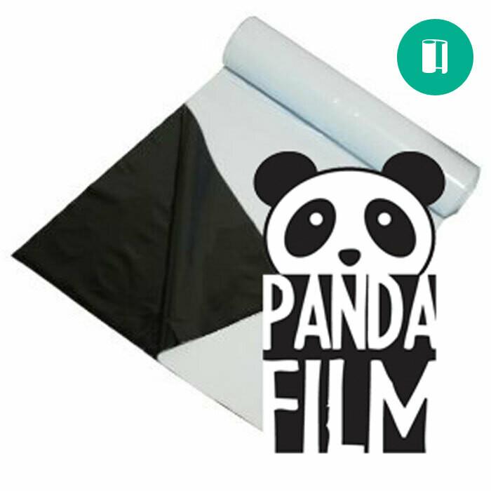 Panda Black And White Poly Film 5.5 millimeter
