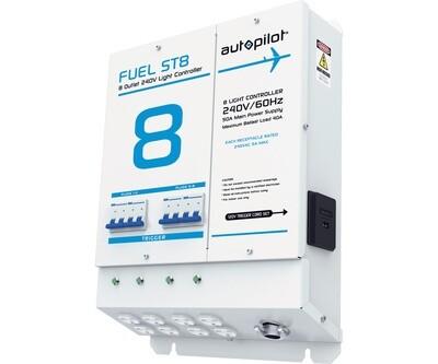 Autopilot Fuel ST8 Light Controller Single Trigger 8000 watt 240 volt 50 amps 40 amps