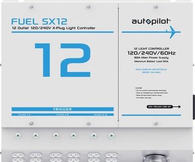 Autopilot Fuel ST12 and SX12 12-Light Controllers