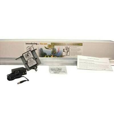 LightRail 4 Adjustadrive Complete Kit 6/10 RPM, Rail and Motor included