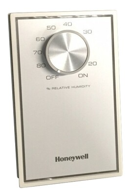 Quest Honeywell Remote Humidistat with Dial 120 volt