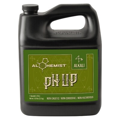 Alchemist pH Up Buffer Non-Caustic
