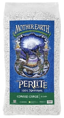 Mother Earth Coarse Grade Perlite 4 cubic foot