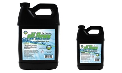 Central Coast Garden Products pH Down Buffer 75% Phosphoric Acid