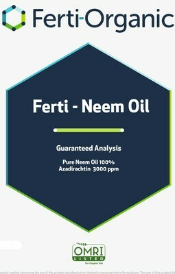 Ferti-Organic Premium Neem Oil Pest Control and Leaf Shine