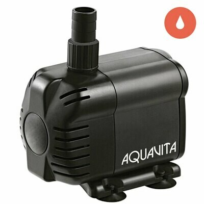 "AquaVita Submersible Water Pump with 10' cord, 5/8"" outlet 238 gallon per hour 10 watt"