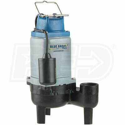 Blue Angel Cast Iron Sewage Pumps