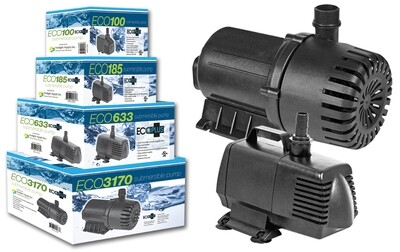 EcoPlus Fixed Flow Submersible/ Inline Water Pumps