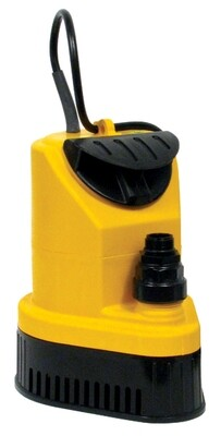 Mondi Professional Submersible Utility & Sump Pump with 25' power cord 1585 gallon per hour