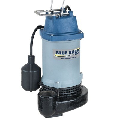 Blue Angel Dual Suction Effluent Pumps