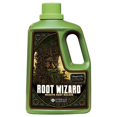 Emerald Harvest Root Wizard Massive Root Builder