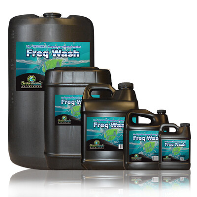 Green Planet Freq Wash Pesticide