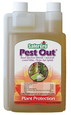 SaferGro Pest Out Concentrate