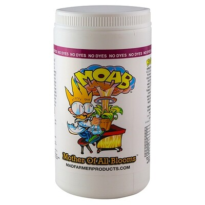 Mad Farmer Mother Of All Bloom MOAB Super Bloom Booster