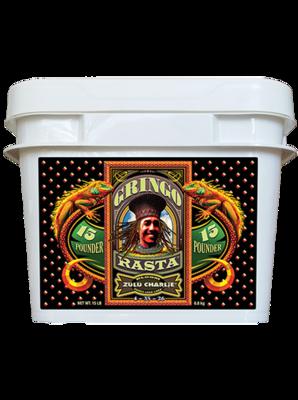 Fox Farm Gringo Rasta Zulu Charlie Bloom Shaka Laka 4-35-26 15 pound