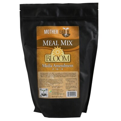 Mother Earth Meal Mix Bloom Dry Bloom Nutrient