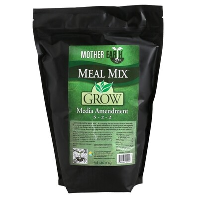 Mother Earth Meal Mix Grow Dry Veg Nutrient