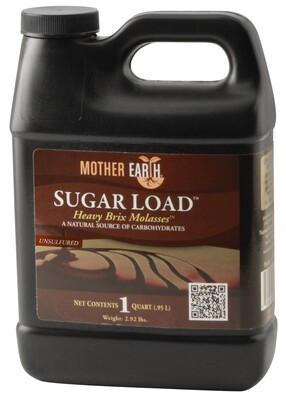 Mother Earth Sugar Load High-Brix Molasses Unsulfured