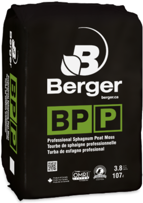 Berger BP Professional 3.8 cubic foot bale