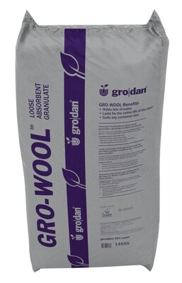 Grodan Gro-Wool Absorbant Rockwool Granulate 4.4 cubic foot