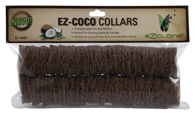EZ Clone EZ CoCo Collars 2 inch 35-pack