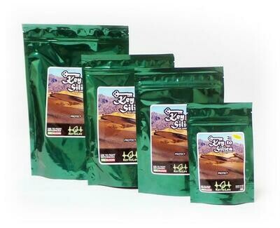 Key to Life Key to Silica Silicon Dioxide Powder 6.26 percent