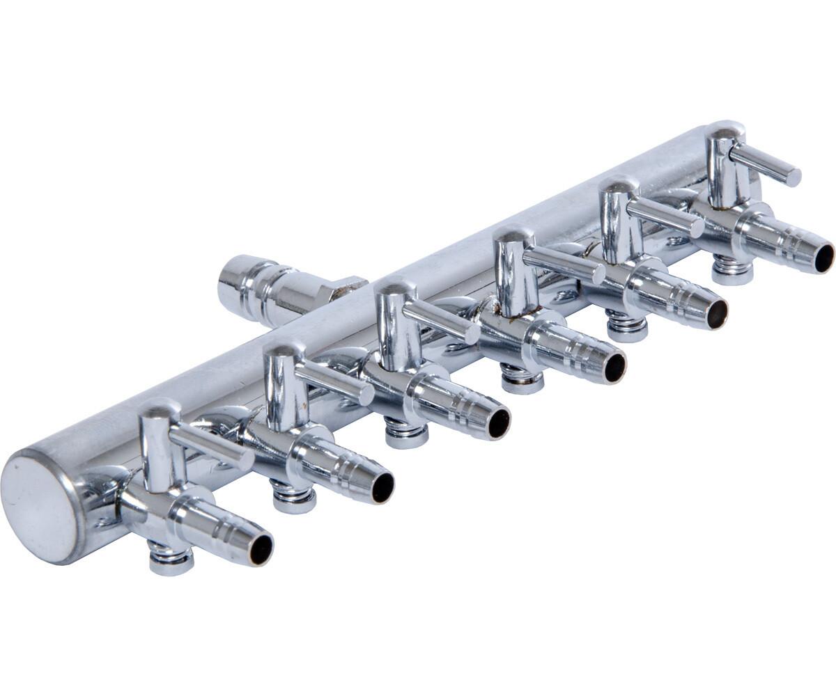 Active Aqua Metal Air Manifold