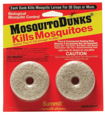 Summit Mosquito Dunks Mosquito Control