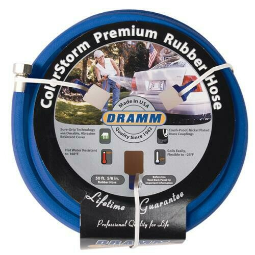 Dramm Berry ColorStorm Premium Garden Hoses 5/8 inch