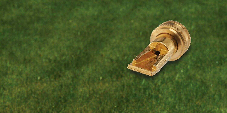 Dramm Super-Duty Brass Sweeper Nozzle