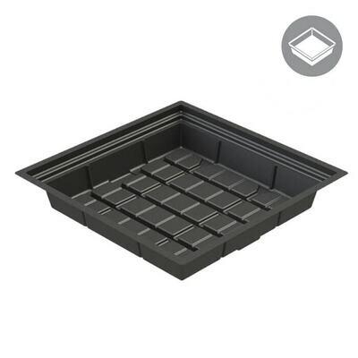 Grow1 Economy Black Flood Table Trays