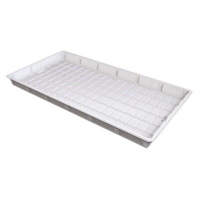 Grow1 White Premium Flood Table Tray 4x8 foot