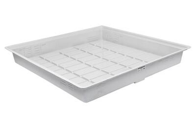 Duralastics Black/White Premium Flood Table Trays