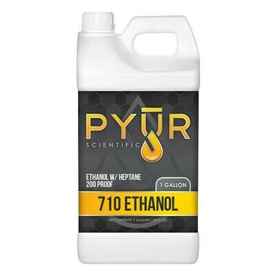 Pyur Scientific 200 Proof 710 Ethanol w/ Heptane
