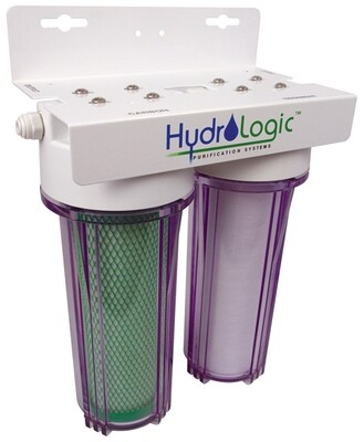 HydroLogic Small Boy Dechlorination and Filtration System