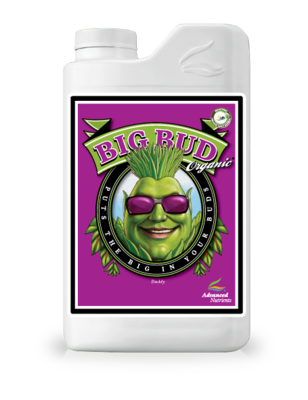Advanced Nutrients OIM Liquid Big Bud Organic 1-2-5