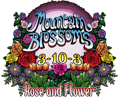 Elevation Organics Mountain Blossoms Rose and Flower 3-10-3