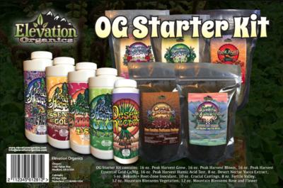 Elevation Organics OG Start Kit