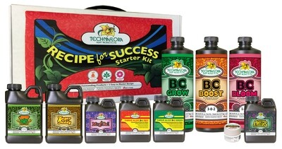 Technaflora Recipe for Success Start Kit