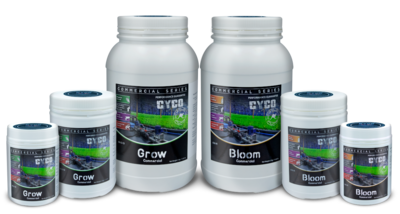 Cyco Commercial Series Grow and Bloom