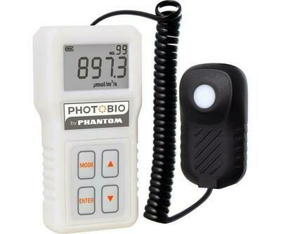 Phantom PhotoBio Advanced Quantum PAR Meter