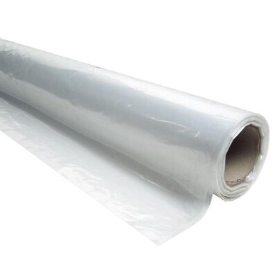 Clear Greenhouse Film 6 millimeter