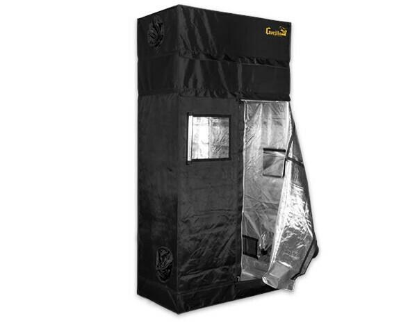 Gorilla Premium Grow Tents with Extension Kit