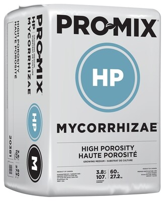 Pro Mix HP Growing Medium with Mycorrhizae