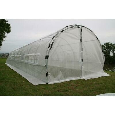 Grow1 Heavy Duty Hoop House Greenhouses Various Sizes