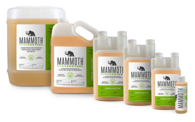 Mammoth CannControl Thyme-Based Fungicide Miticide and Insecticide