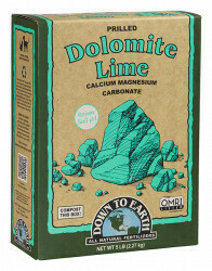 Down to Earth Dolomite Lime