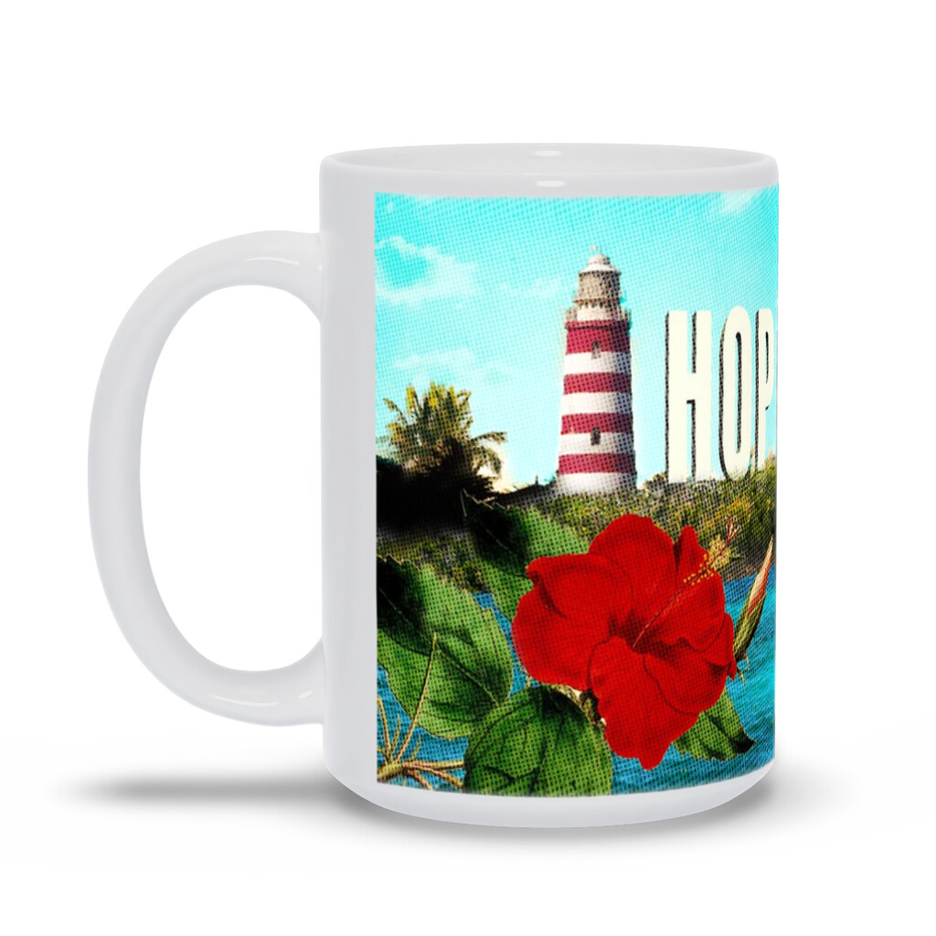 Ode' to Hope Town Mug